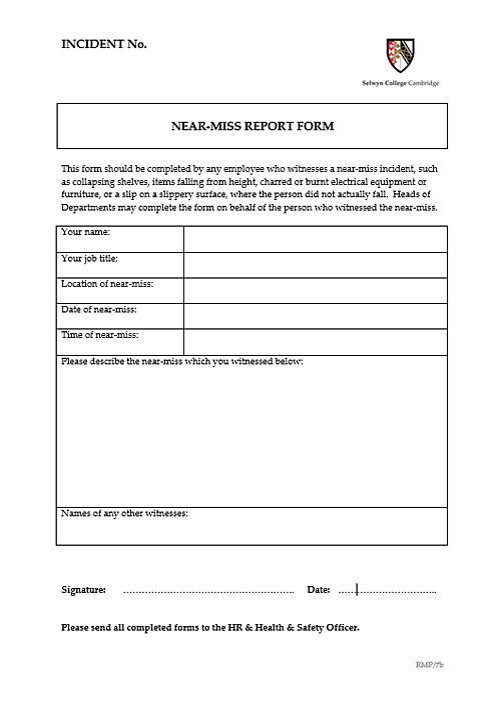 Selwyn near miss reporting form-1